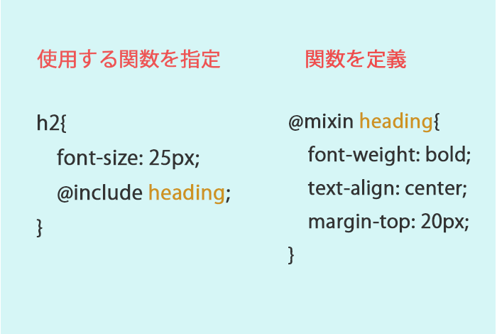 mixinの説明画像